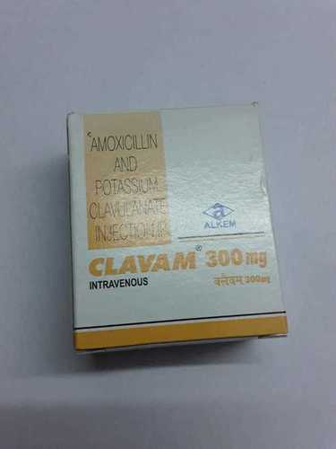 Amoxicilllin & Potassium Clavulanate Injection