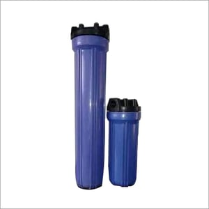 Commercial RO Filter Housing