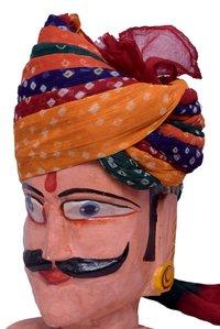 Pachrangi Bandhej  Safa