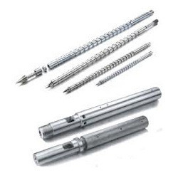 Screw and Barrel of Moulding Machine