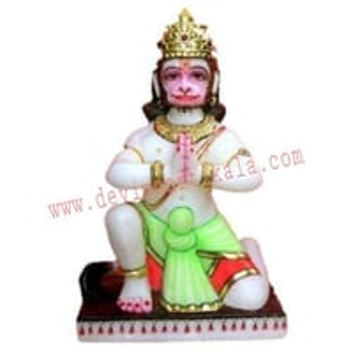Marble Das Hanuman statue