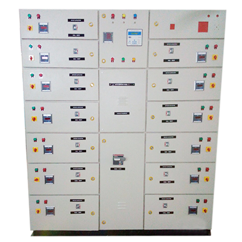 Automatic Power Harmonic Filtering Panels