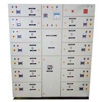Automatic Power Harmonic Filtering Panels