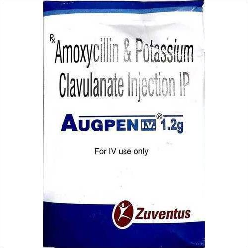 Amoxycillin & Potassium Clavulanate Injection