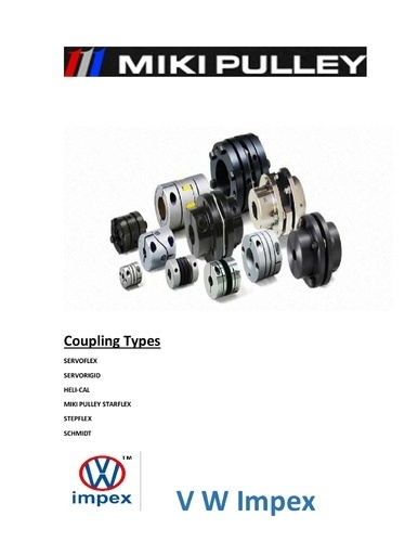 MIKI PULLEY AND COUPLING