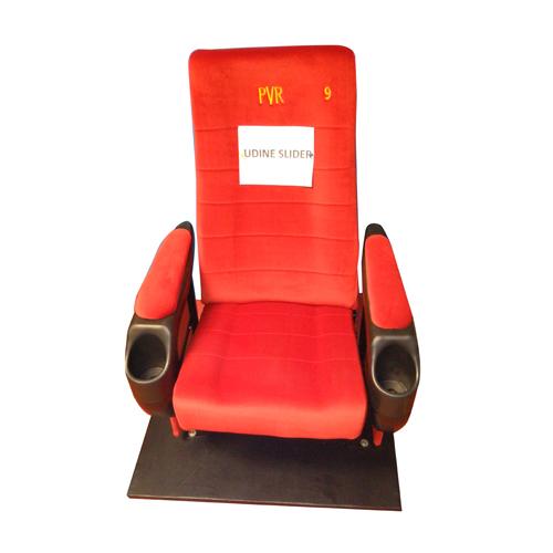 Cinema Udine Slider Chairs