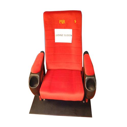 Push Back Cinema Hall Chair