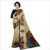 Fancy Maalgudi Silk Saree