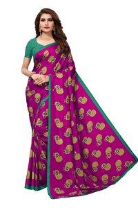 Fancy Maalgudi Silk Saree