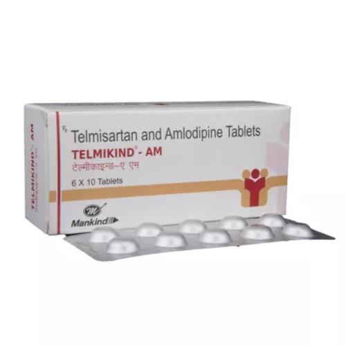 Telmikind-AM Tablets