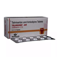 Telmikind-AM Tablets