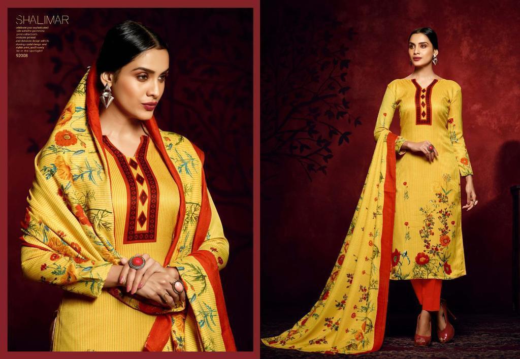 Pashmina Printed Suits