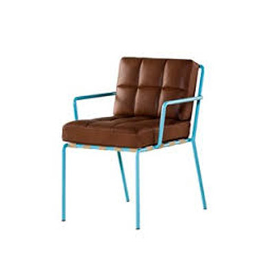 Armrest Comfortable Leather Chair