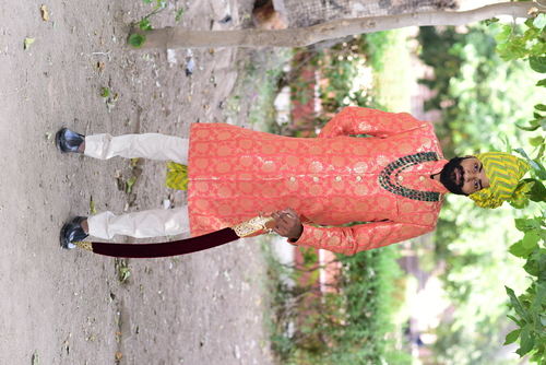 Indo Western Sherwani