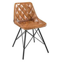 Leather Seat Cover Chair