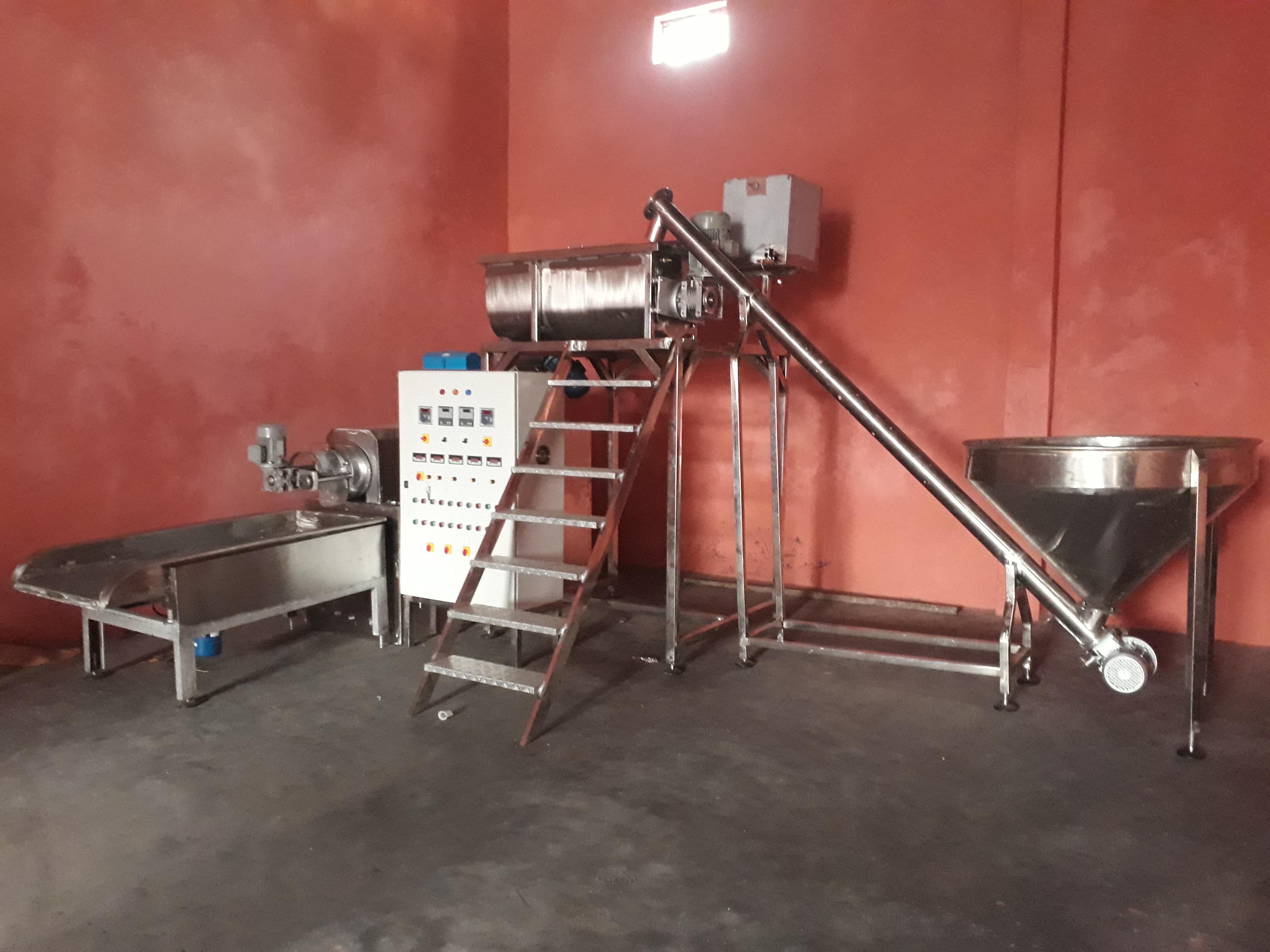 Small Pasta Making Machine