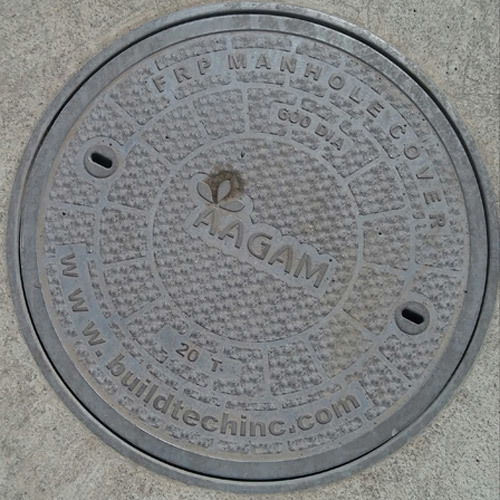 FRP Circle Manhole Cover