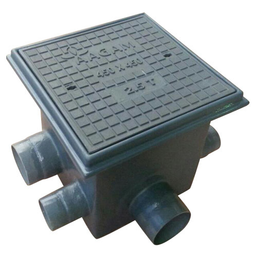 Industrial FRP Manhole Cover