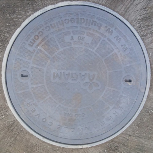 Industrial Floor FRP Manhole Cover