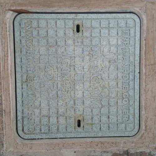 Industrial FRP Square Manhole Cover