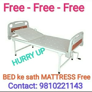 Semi Fowler Bed With Abs Panel