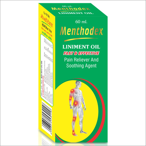 Ayurvedic Liniment Oil