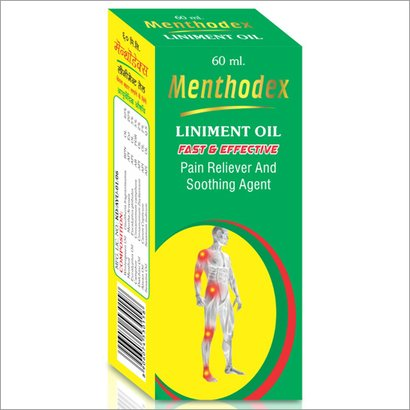 Ayurvedic Liniment Oil Age Group: For Adults