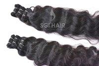 Temple Hair Wavy