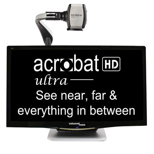 Acrobat HD Ultra Magnifier