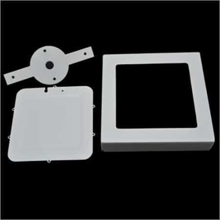 Electrical LED Surface Panel Housing