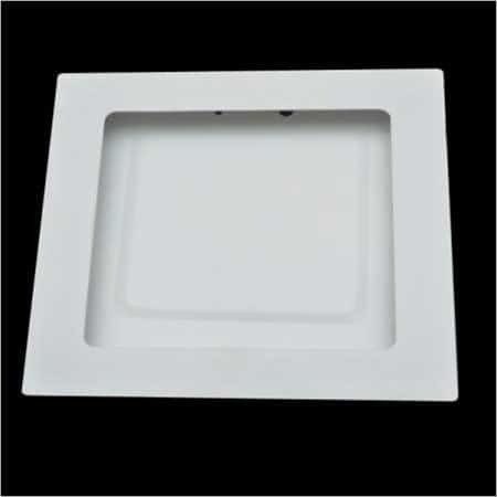 LED Slim Panel Housing Square 12w