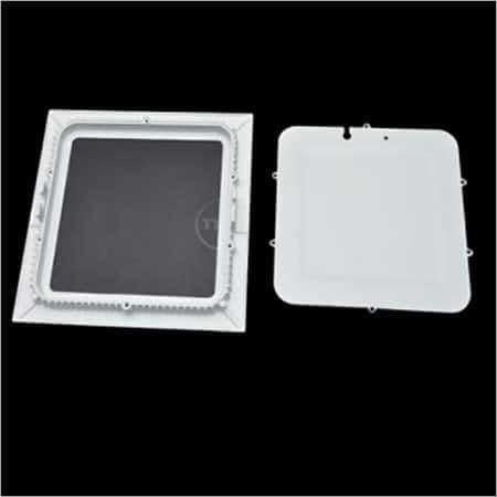 LED Slim Panel Housing 12w square