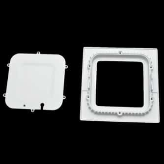 Led Slim Panel Square Fixture 12 Watt