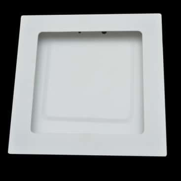 Housing Of Led Slim Panel Square 12 Watt