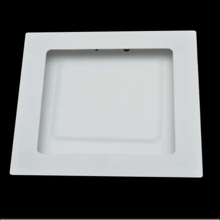 Fixture Of Led Slim Panel Round 18 Watt