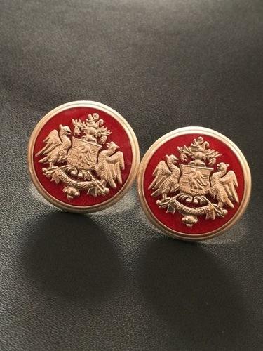button for sherwani