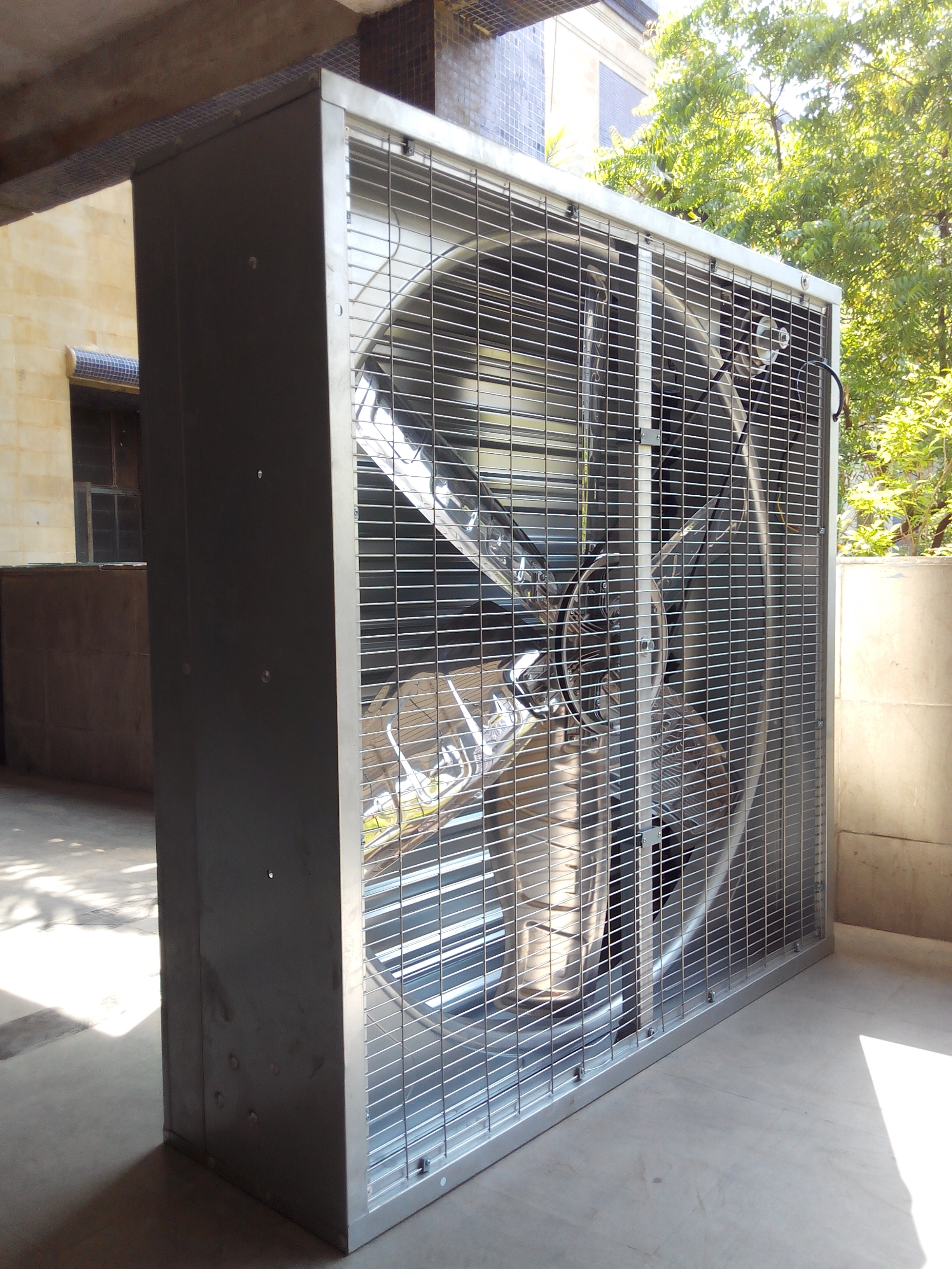 Greenhouse Exhaust fans