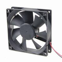 Panel / Instrument Cooling Fan