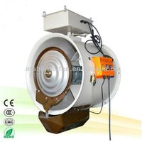 Heavy Duty Misting Fan