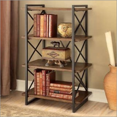 Bookshelf With Storage Unite