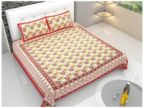 Prochine print king size bedsheets