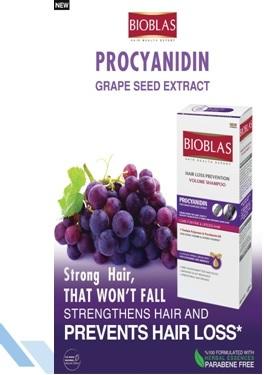 Bioblas Hair Growth Shampoo