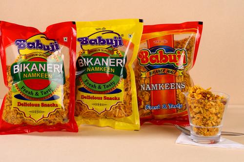 Varieties of Namkeen