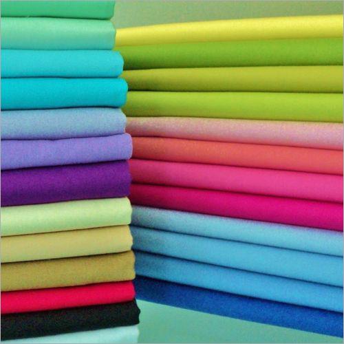Plain Poplin Lycra Fabric