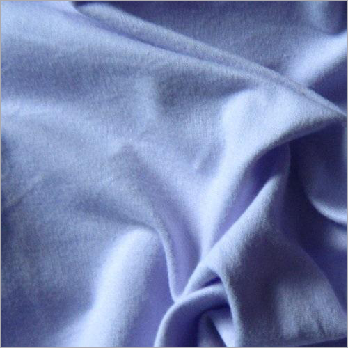 Plain Cotton Lycra Fabric