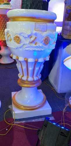 Trophy Style Flower Pot