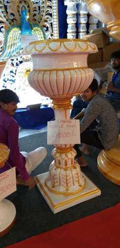 Rose Flower Pot for Decoration