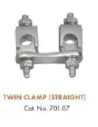 Twin Clamp (Straight)