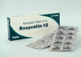 Rosulip, Crestor, Rosuvas