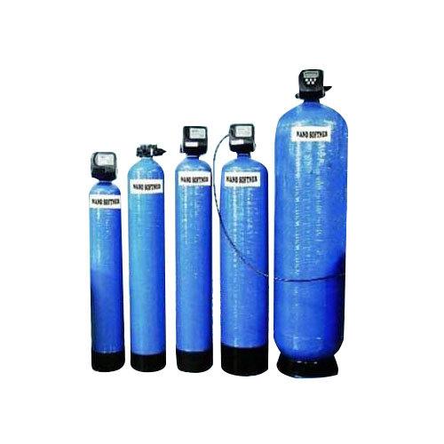 Commercial Nano Water Softener Plant